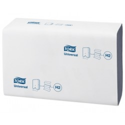 471069 Tork Xpress H2 Blue Multifold Paper Hand Towel Sleeve