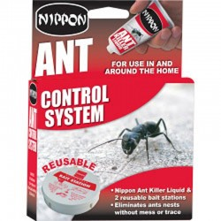 Vitax Nippon Ant Control System 25g Twin Pack
