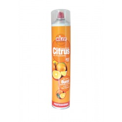Aerosol Nilco Citrus Power Fresh Air Freshener - 750ml