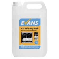 Evans Vanodine Alu Safe Tray Wash 5ltr