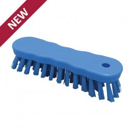 180mm Hillbrush Foodservice Small Scrubbing Brush (5 Colours)