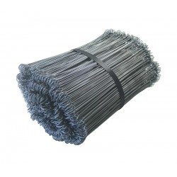 Metal Bag Sealing Ties - 1000 per Pack