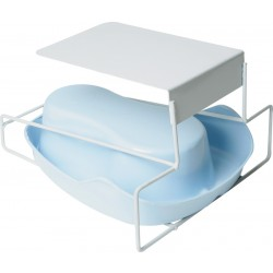 Caretex Flat Plate Bedpan Support Holder