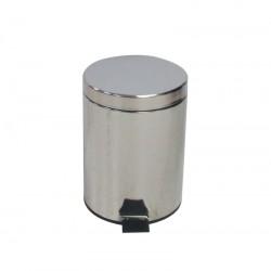 5ltr Stainless Steel Pedal Bin