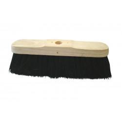 "30cm (12"") Wooden Nelson Semi-Stiff Brush Head"
