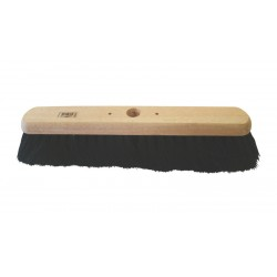 "45cm (18"") Wooden Nelson Semi-Stiff Brush Head"