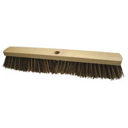 "60cm (24"") Stiff Wooden Brush Head"