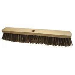 "60cm (24"") Stiff Wooden Brush Head"