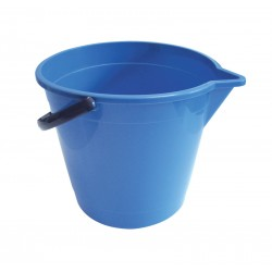 10Ltr Household Plastic Bucket Pail