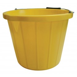 14.7Ltr Heavy Duty Plastic Buffalo Bucket