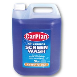 CarPlan All Seasons Ready Mixed Screen Wash 5ltr
