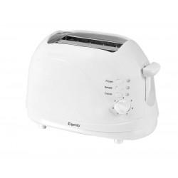Elgento E20005 2 Slice White Toaster