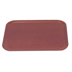 "45x34cm (18x13.5"") Wooden Veneered Tray"