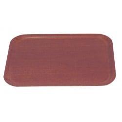 "45x34cm (18x13.5"") Wooden Veneered Tray"