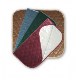 Luxury Padded Chair Pad - Available In Ruby Red, Sapphire, Gold and Emerald