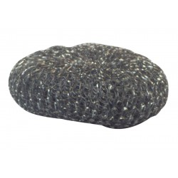 Galvanised Steel Pot Scourers - 10 per Pack