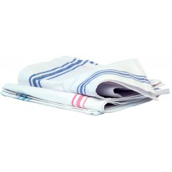 "48x74cm (19x29"") Standard Cotton Tea Towels - Pack of 10"