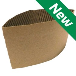 Corrugated Cup Sleeves for 8oz and 10oz Cups