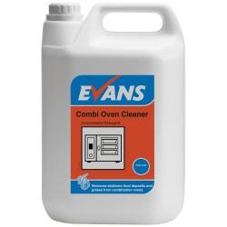 Evans Vanodine Combi Oven Cleaner 5ltr (