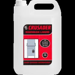 Evans Vanodine Crusader Dish Wash Detergent 5ltr