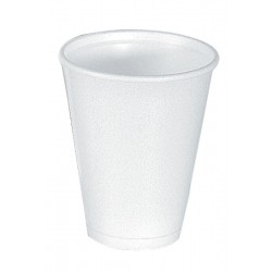 7oz Insulated Foam Cups - 1000 per Case