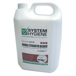 Double Strength Bleach 10% 5Ltr