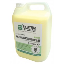 Lime Fragrance Disinfectant 5Ltr