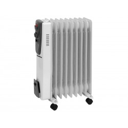 SupaWarm 2000w Oil Filled Radiator with Thermostatic Control