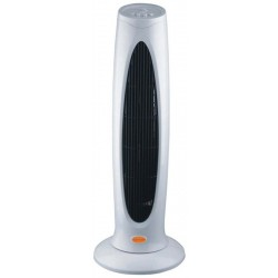 SupaCool White 3 Speed Whisper Quiet Tower Fan