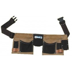 Rolson Tools Two Tone Tool Pouch