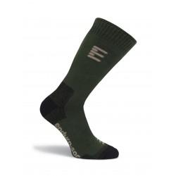 V-12 ESOK7 Green Socks