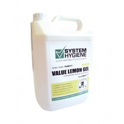 Value Lemon Gel Cleaner 5ltr