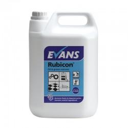 Evans Vanodine Rubicon Oil & Grease Remover 5ltr