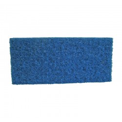 Blue Medium Duty Floor Edge Scrubbing Pads