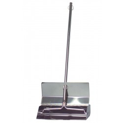 Stainless Steel Lobby Dustpan