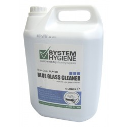 Blue Glass Cleaner 5ltr
