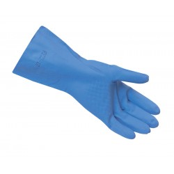 Heavy Duty Blue Nitrile Gloves