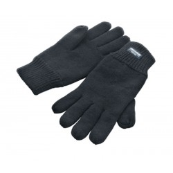 Result R147 Thinsulate Lined Gloves - Available In Navy Blue, Black and Charcoal