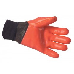 Ansell 23-491 Winter Fireball Hi-viz Gloves