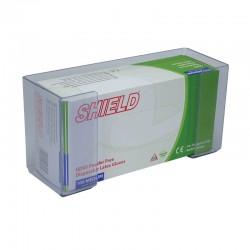 Single Clear PVC Glove Box Dispenser
