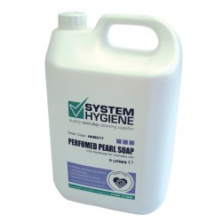 Perfumed Pearl Hand and Body Soap 5Ltr