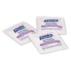 GOJO 9021 PURELL Hygienic Sanitising Hand Wipes - 1000 Wipes per Box