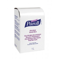 GOJO 2156 NXT PURELL Hygienic Hand Rub 1000ml - 8 Refills per Case