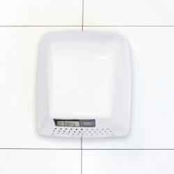 Economy White ABS Washroom Hand Dryer