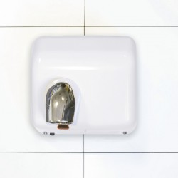 White KleenHands Super Fast Hand Dryer