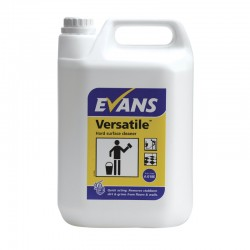 Evans Vanodine Versatile General Purpose Multi-Surface Cleaner 5ltr