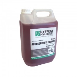 Acid Concrete Cleaner Descaler 5Ltr