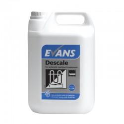 Evans Vanodine Descale Limescale Remover 5ltr