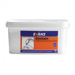 Evans Vanodine Destain Coffee Stain & Tannin Powder 5kg