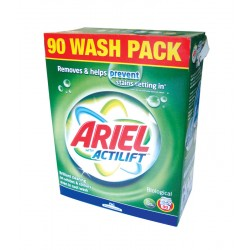 Ariel Professional Biological Laundry Powder - 90 Washes